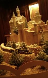 リッツカールトン大阪 クリスマスオブジェ