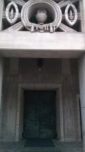 広島世界平和聖堂救済のドア